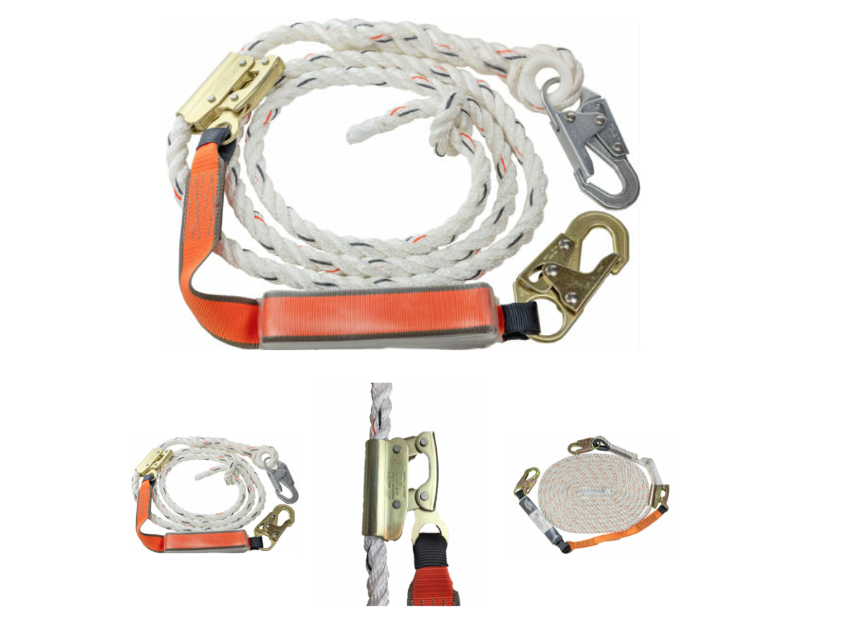 Fall Protection Distributors Offers Vertical Lifeline Products for Fall Prevention