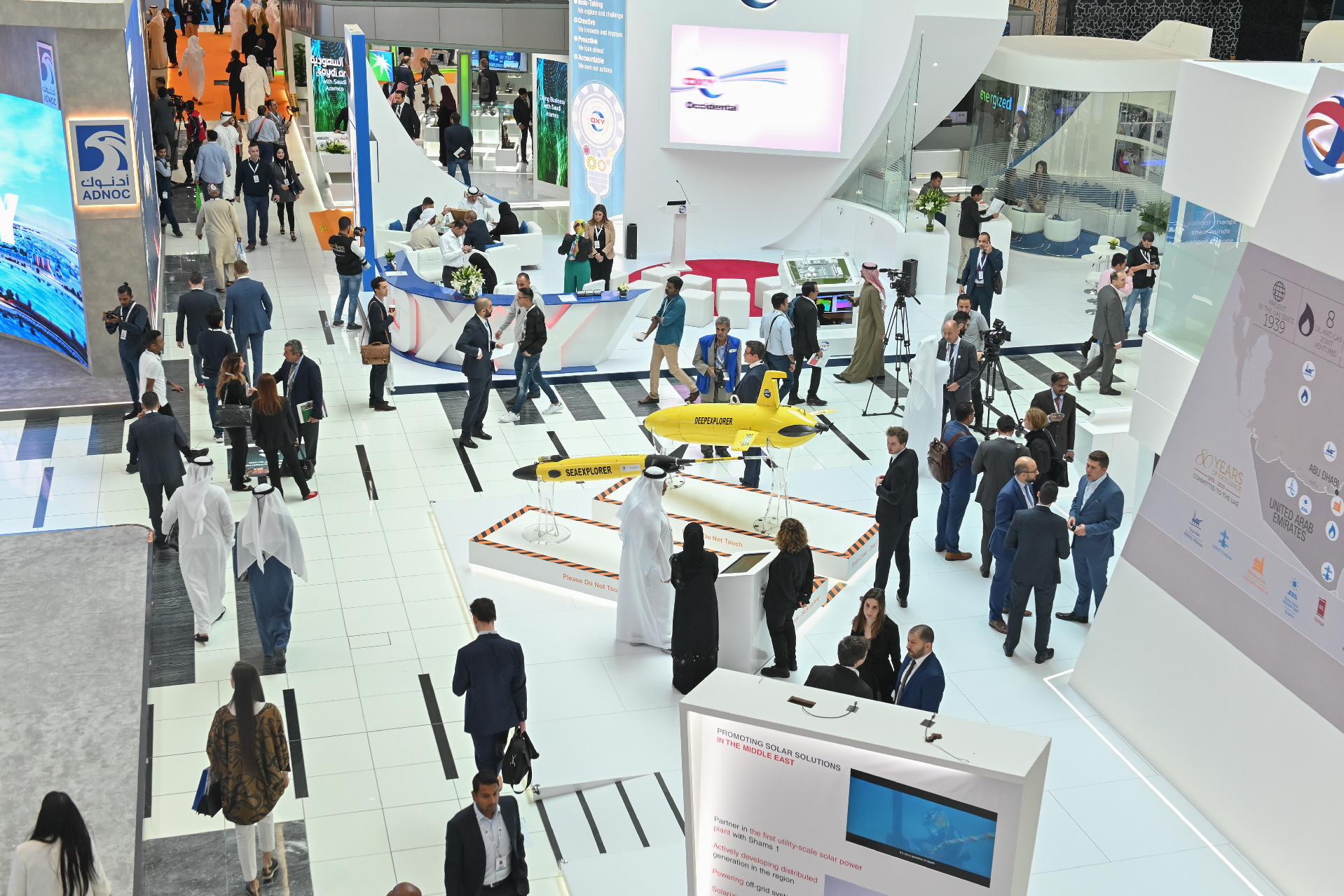 World Future Energy Summit Confirms Major Exhibitors Driving Clean Energy and Sustainability Development in the Middle East