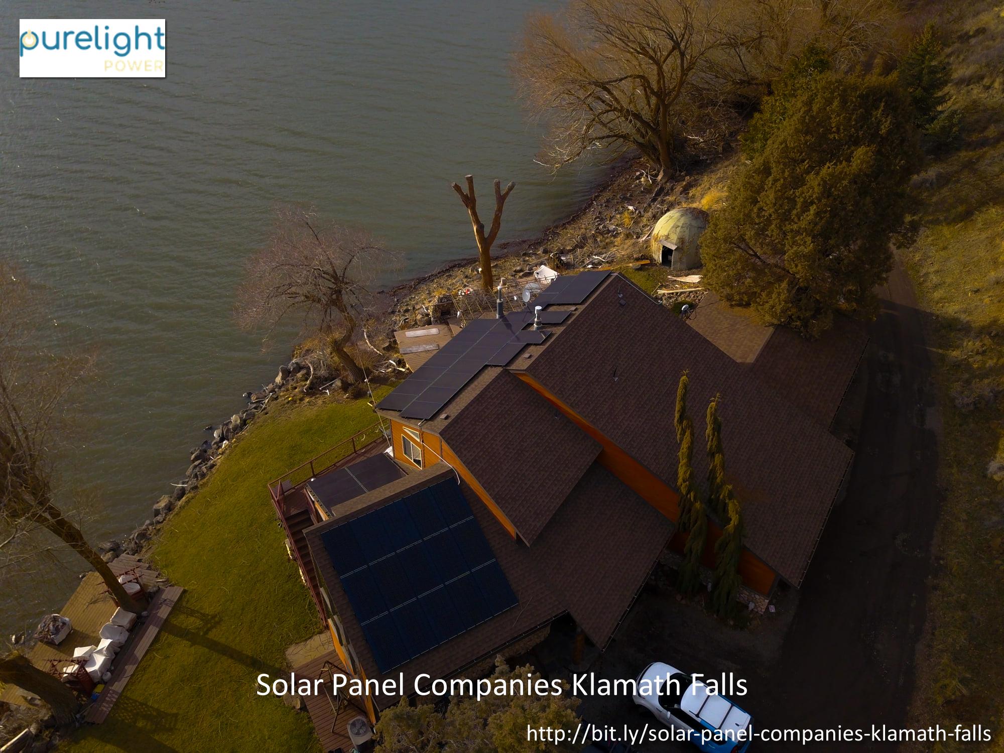 Purelight Power Klamath Falls Launches Solar Company Klamath Falls
