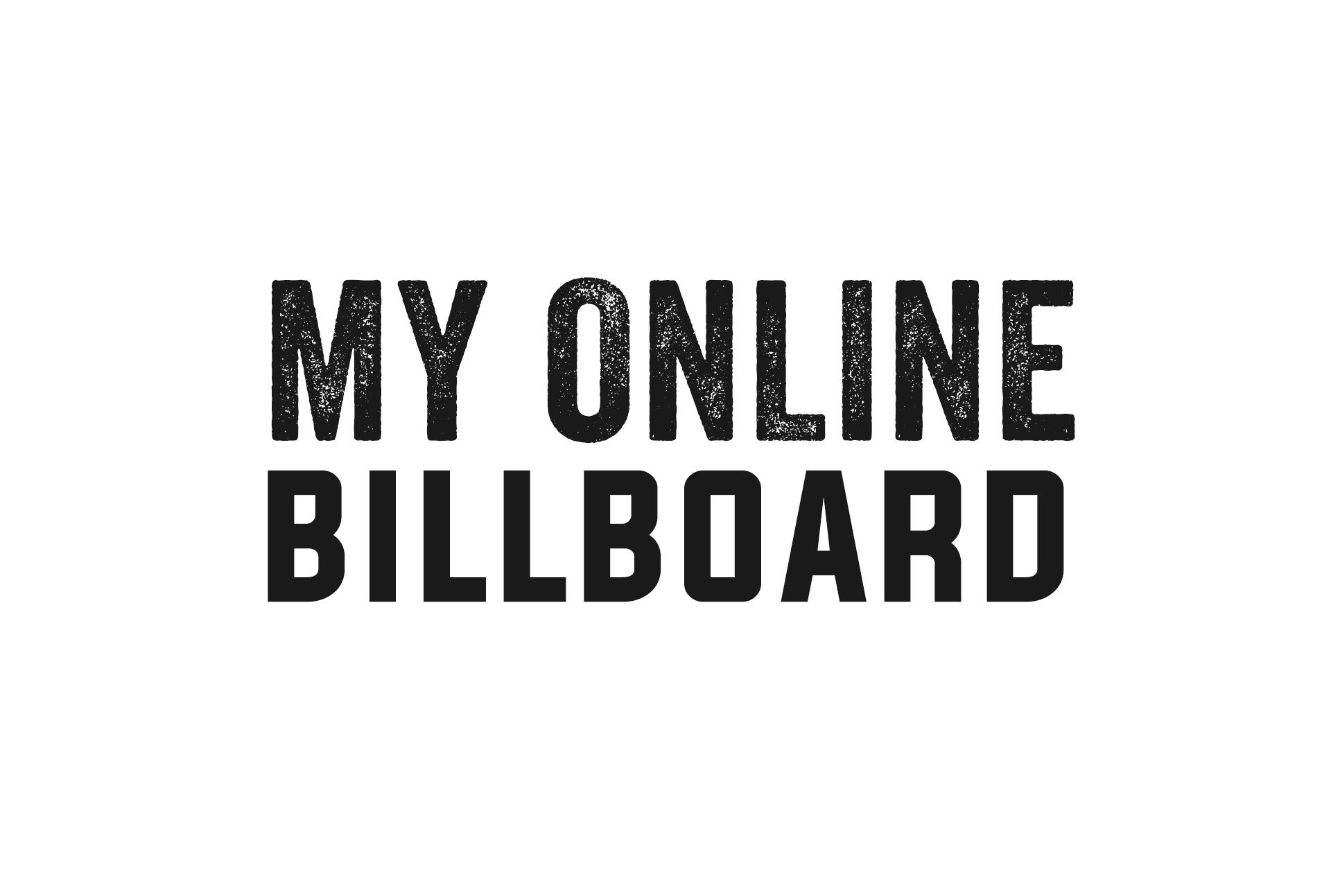 My Online Billboard Announces Professional Advertising Platform That Makes The Entire Internet A Digital Billboard