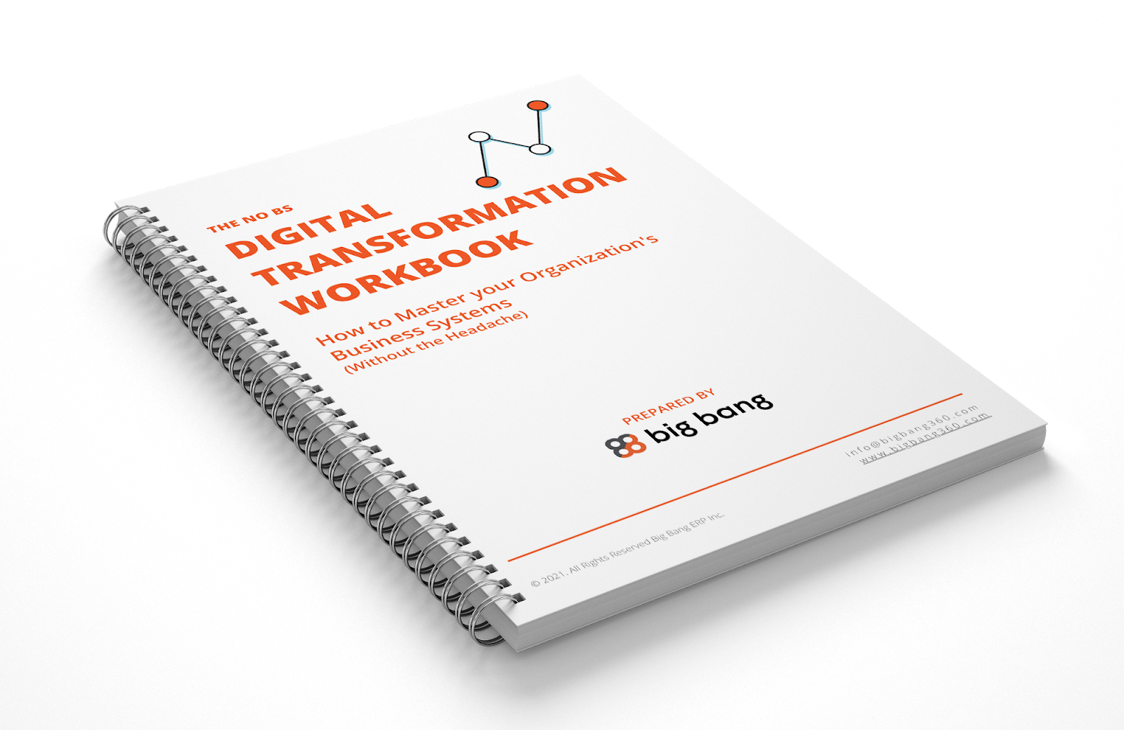 No BS Digital Transformation Workbook, Now Available for Free