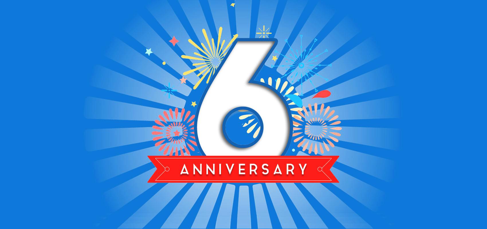 SEOeStore celebrates its 6th anniversary