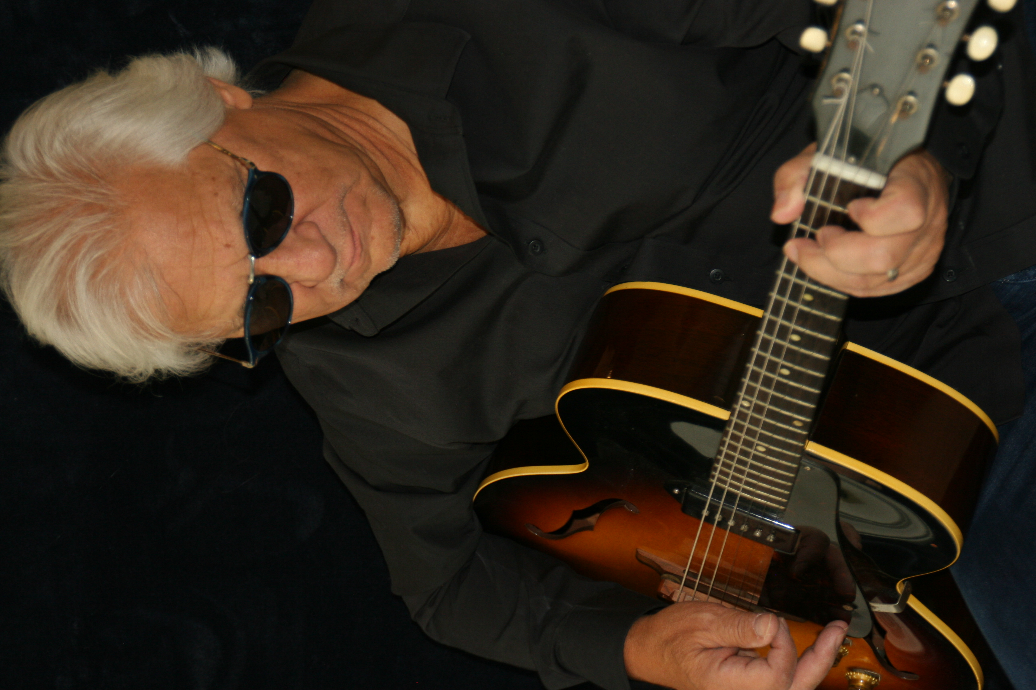Interview with Singer-Songwriter Jim Scaparotti