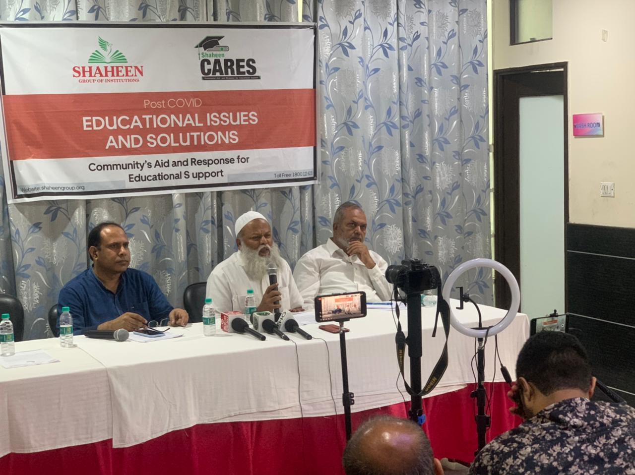 CARES to facilitate economically weak students