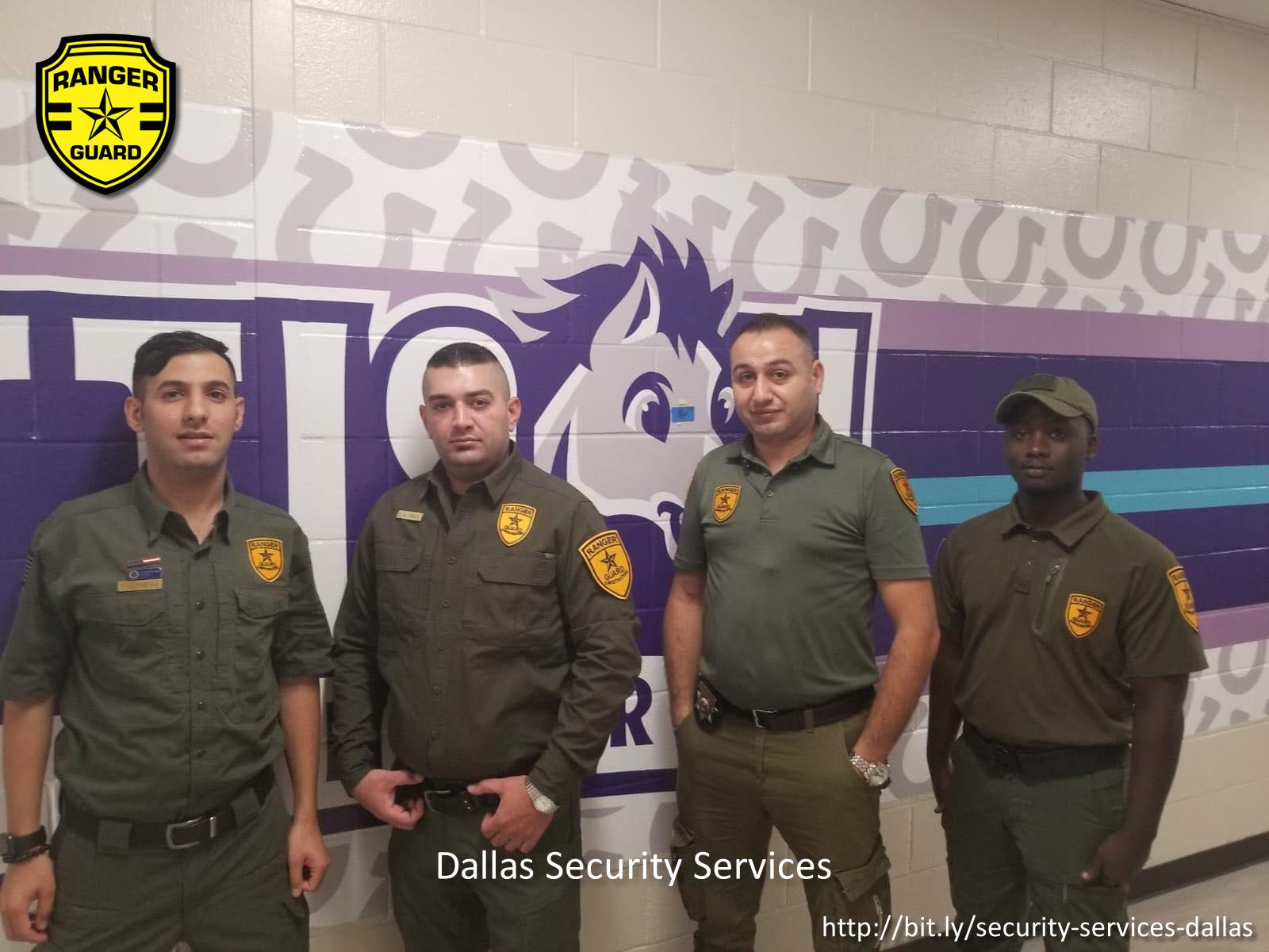 Ranger Guard and Investigations Dallas Launches Dallas Security Services