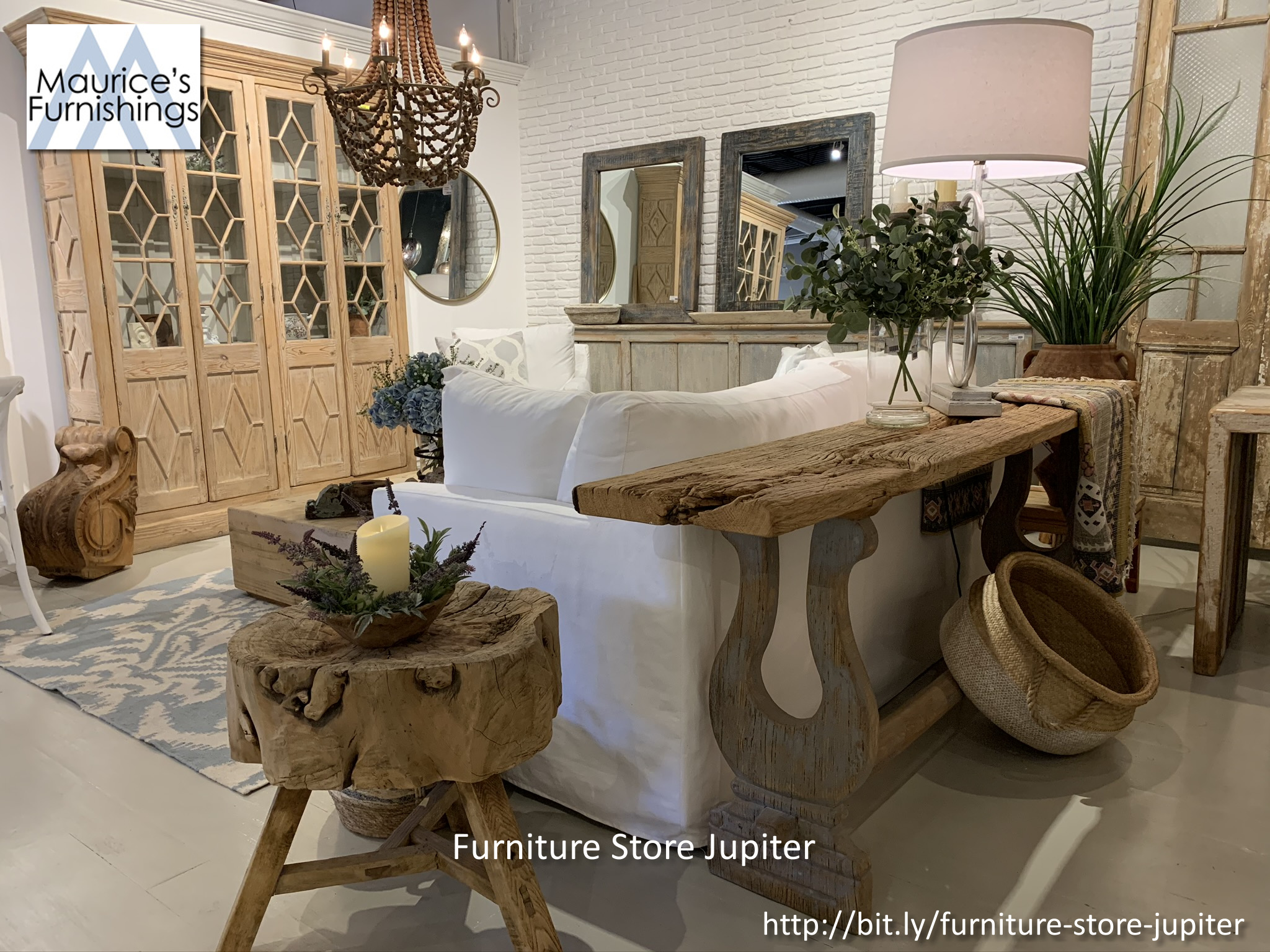 Maurice's Furnishings Outlines the Beauty and Versatility of Custom Cabinetry