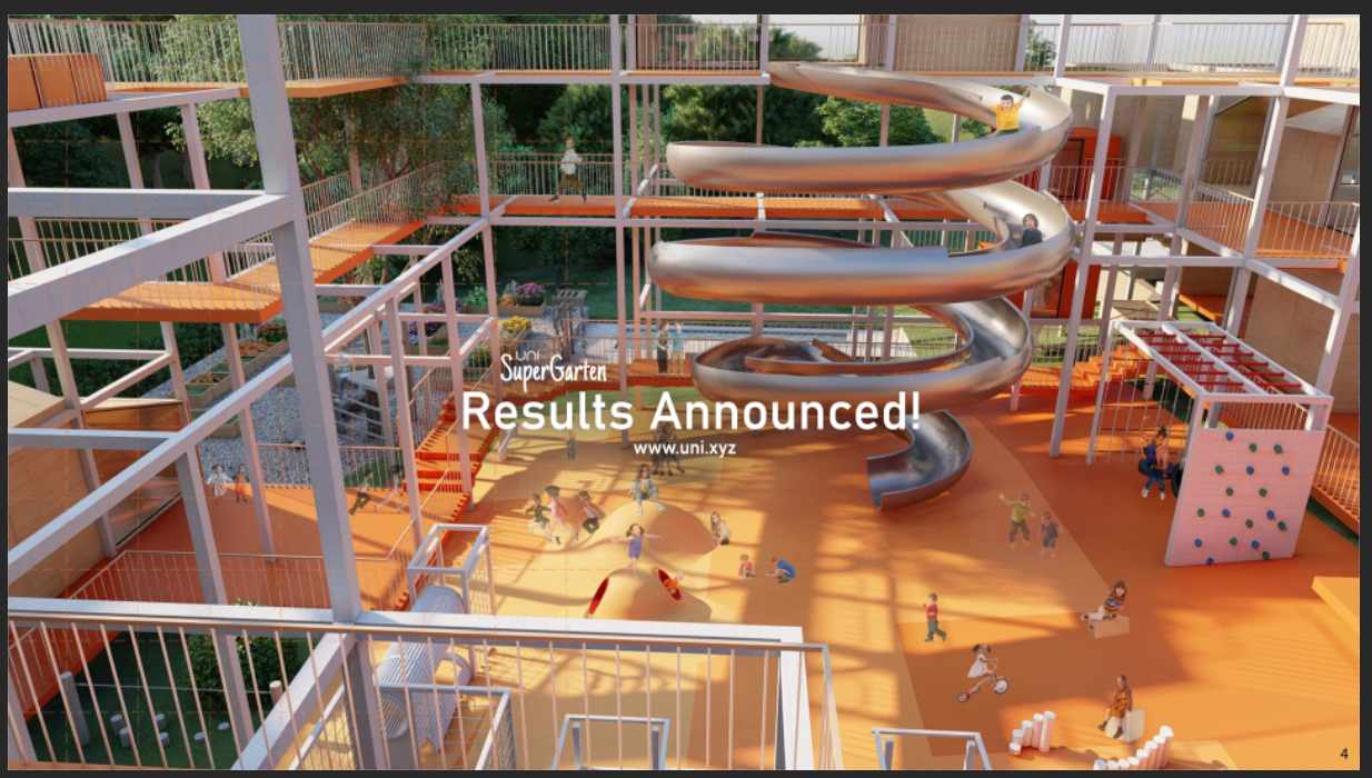 Education Reinvented: Architects rediscover kindergarten design in New Zealand through Supergarten - Architecture Competition - Organized by: UNI.xyz