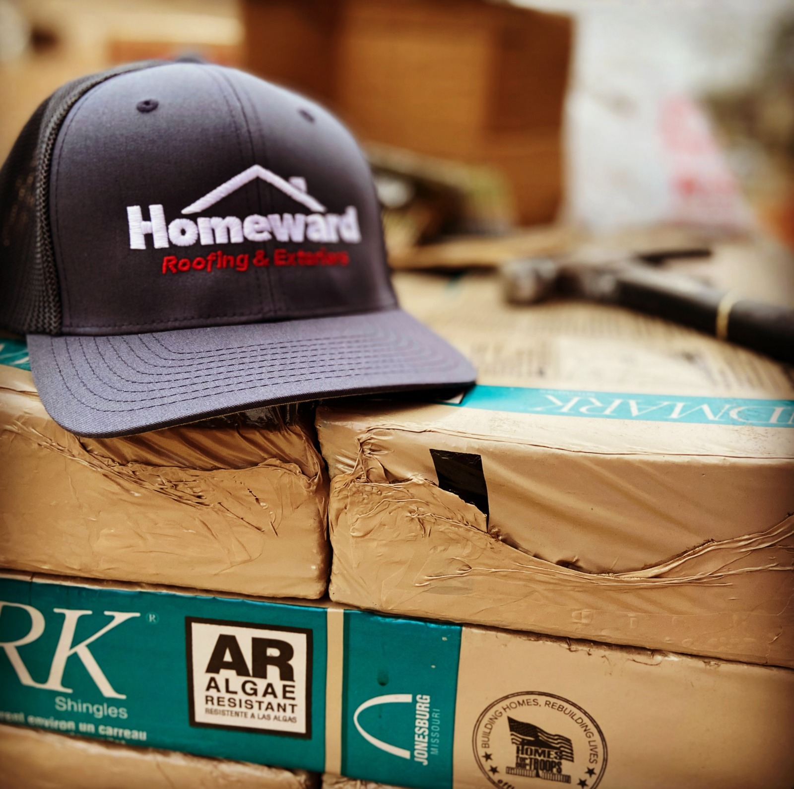 Homeward Roofing Puts Clients First Every Time