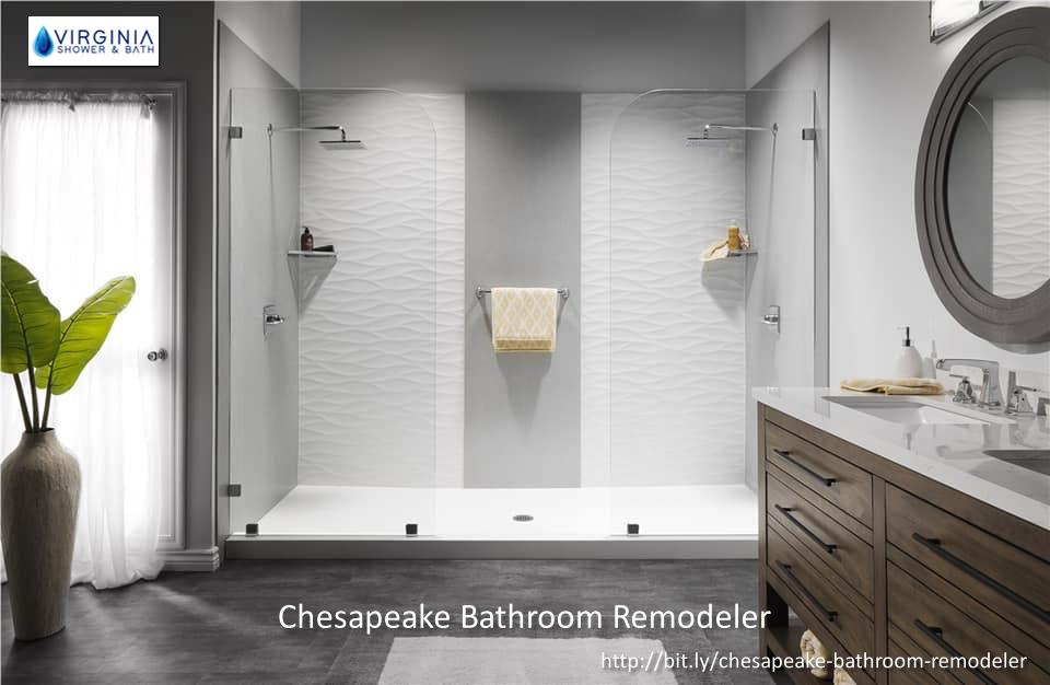 Virginia Shower and Bath Chesapeake Launches Bathroom Conversion Chesapeake