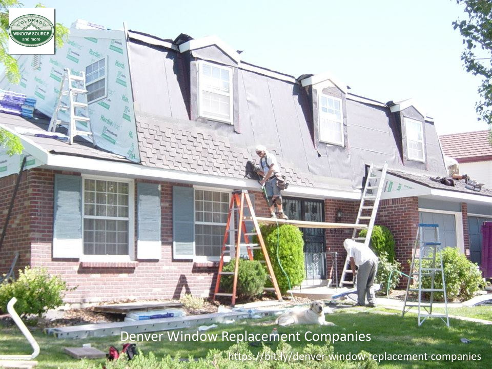 Get Quality Window, Door, and Siding Replacement Installation Services With Colorado Window Source