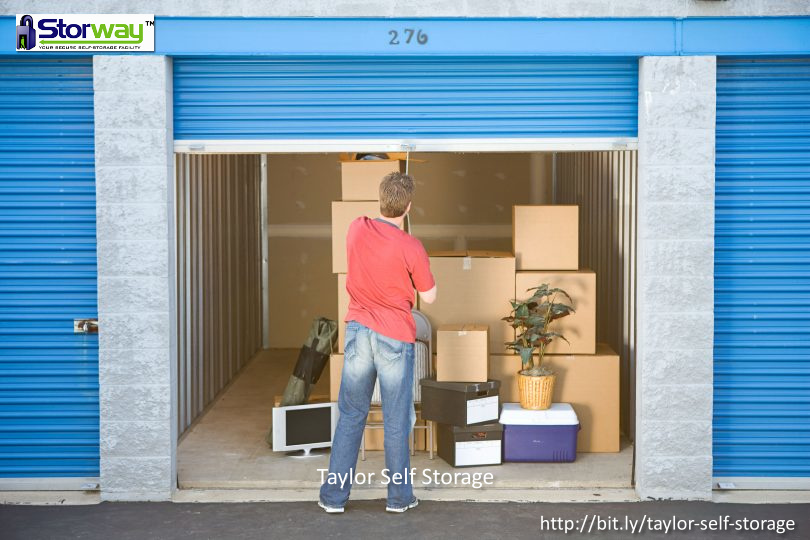 Storway Self Storage Outlines the Qualities of a Good Storage Unit
