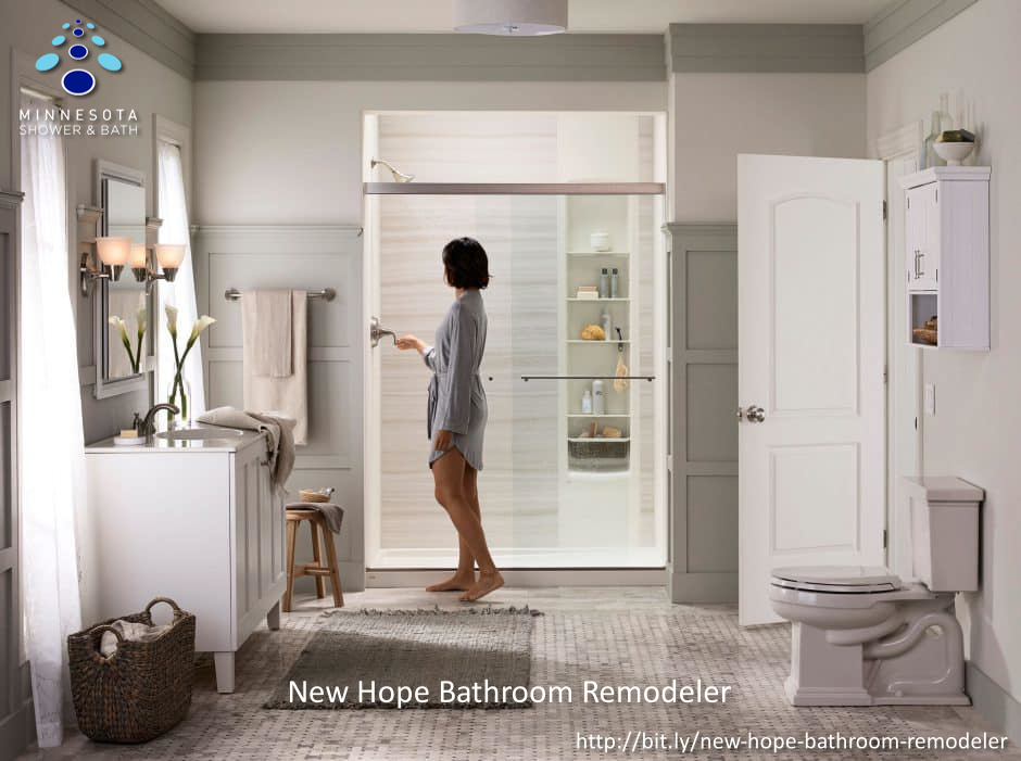 Minnesota Shower and Bath Highlights the Beneficial Features of Kohler Walk-In Bathtubs