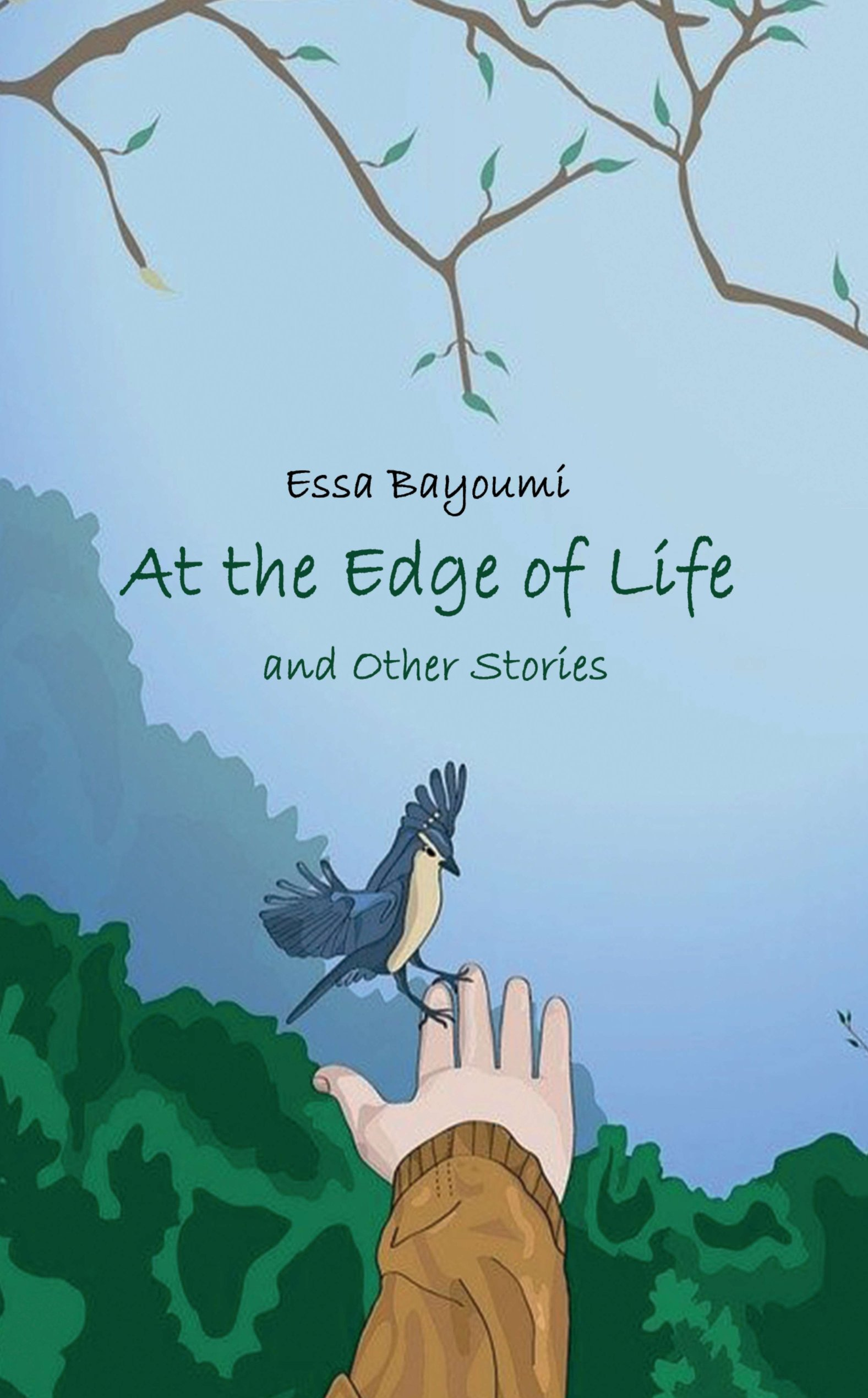 At the Edge of Life - 15 short stories that will change lives