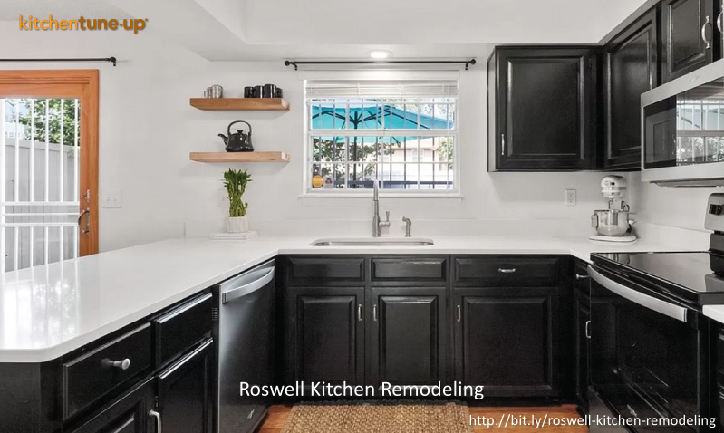 Kitchen Tune-Up Outlines the Benefits of Kitchen Refacing