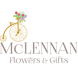 McLennan Flowers and Gifts Creates Unique Wedding Floral Arrangements