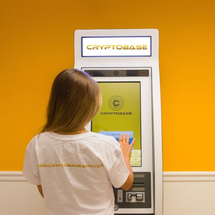 Cryptobase Announces Availability of its ATMs in Twelve New Locations