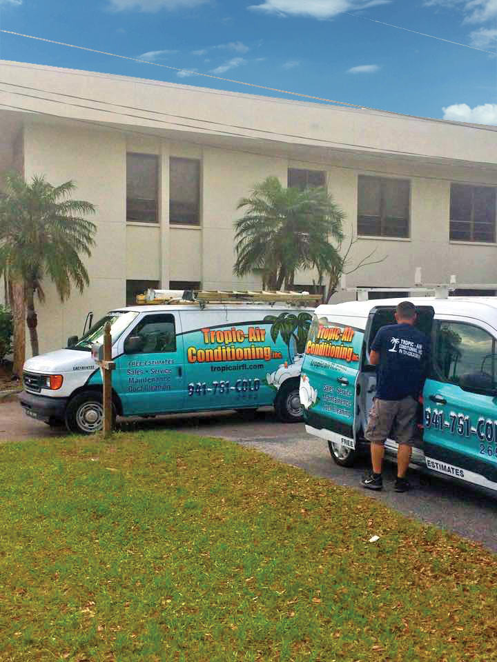 Tropic-Air Conditioning In Sarasota Florida Is Helping Customers Reduce Their Energy Costs