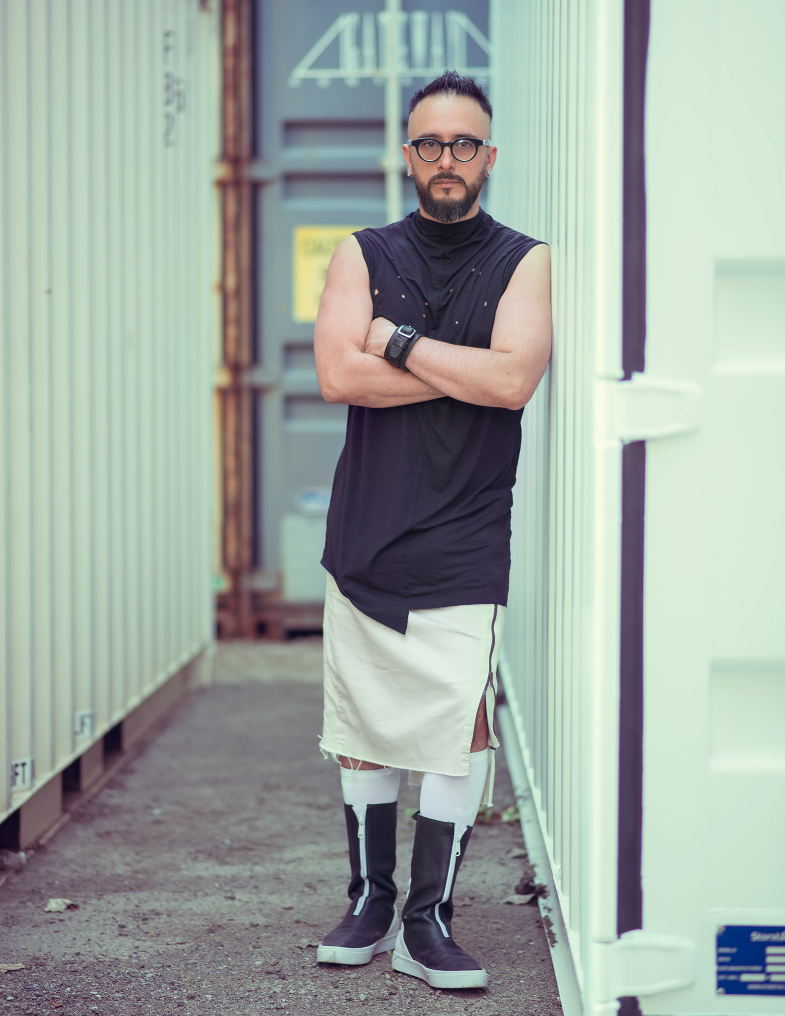 Emerging Genderless, Sustainable, & Futuristic Clothing Brand is Creating a Major Buzz Worldwide for its New Philosophy in Fashion