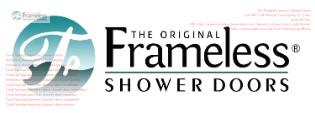 The Original Frameless Shower Doors announces the Benefits of Frameless Shower Doors