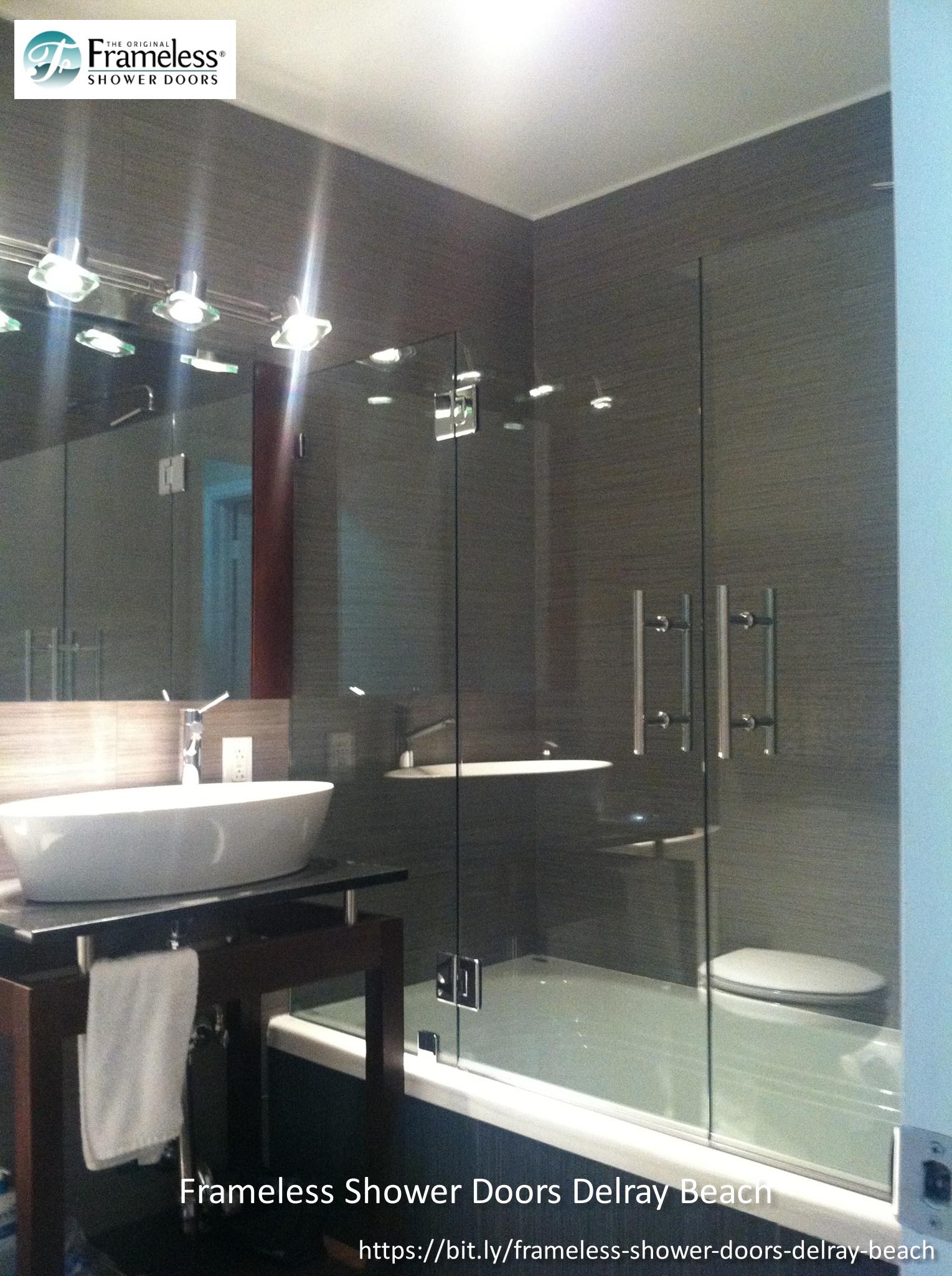 The Original Frameless Shower Doors Outline the Signs of a Damaged Shower Door
