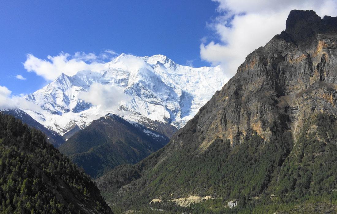 Post Pandemic Trek to Annapurna Circuit in Nepal
