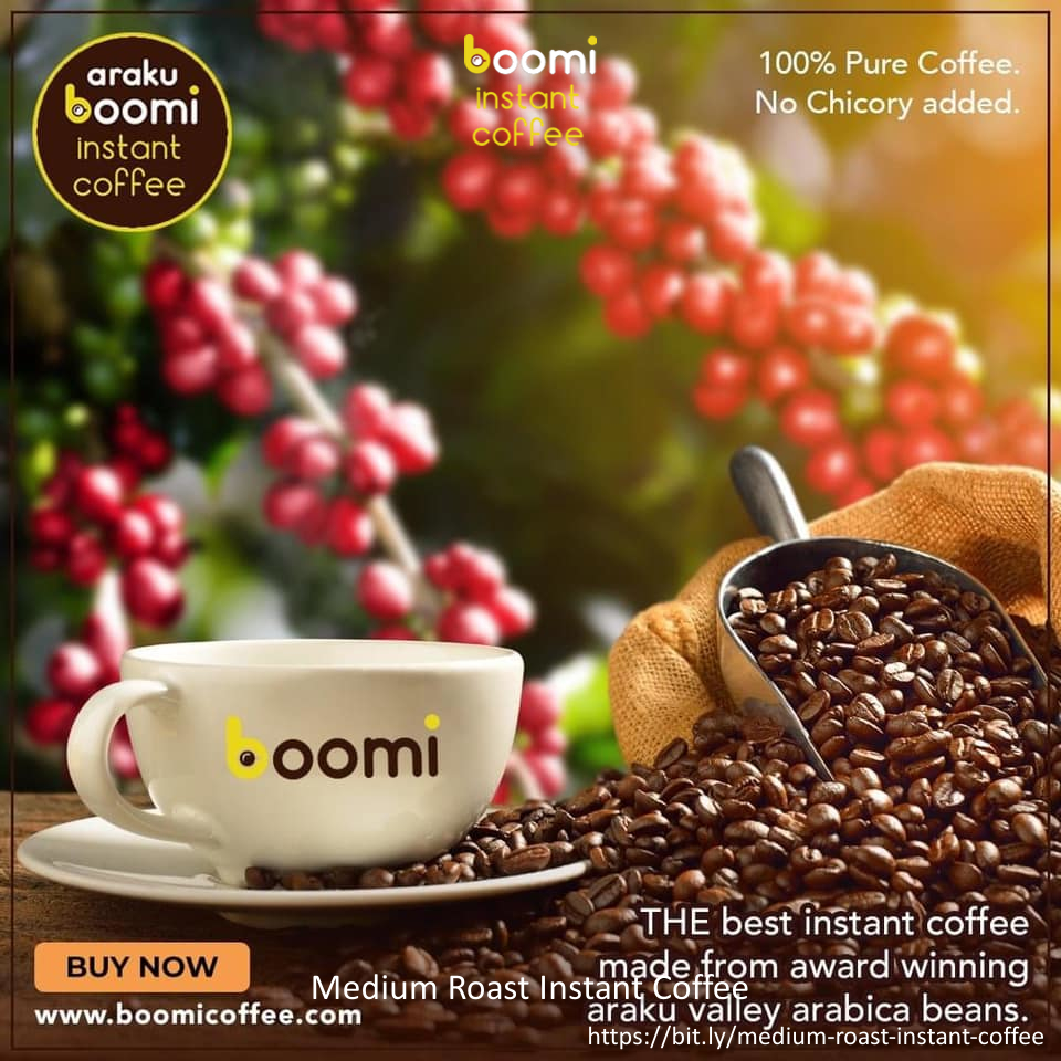 Boomi Coffee Is Offering An Exclusive Discount To New Customers