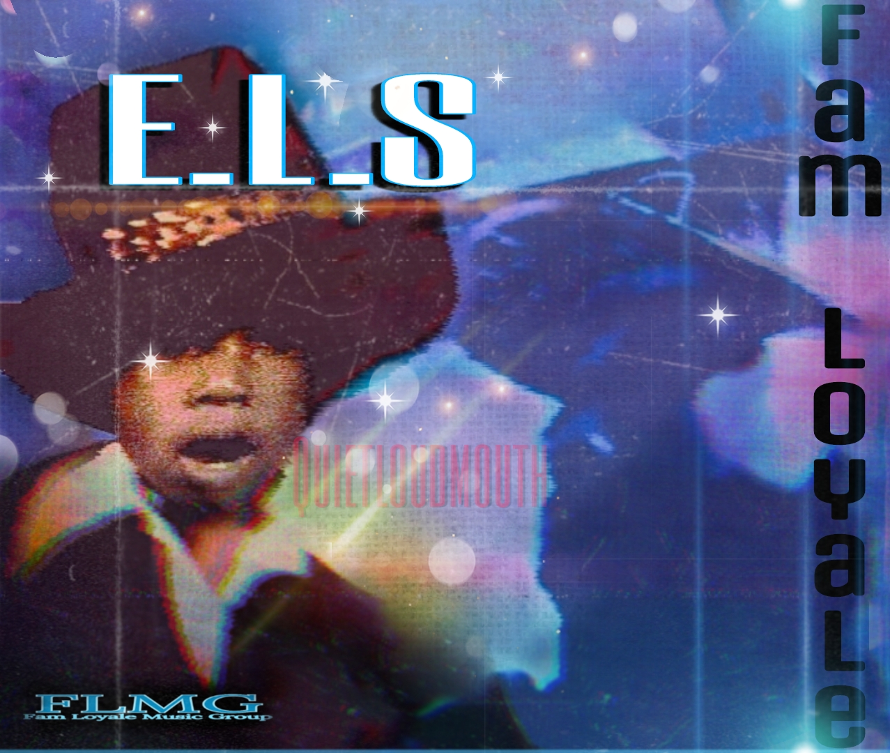Stirring Hip Hop, Rap and Soul Imbued Within Street Poetry and Elite Lyricism: E.L.S, also known as Quietloudmouth Leading to Inspire