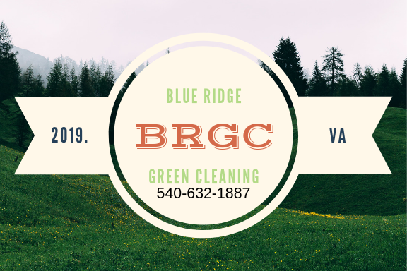 Blue Ridge Green Cleaning Advocates for More Green Cleaning Techniques