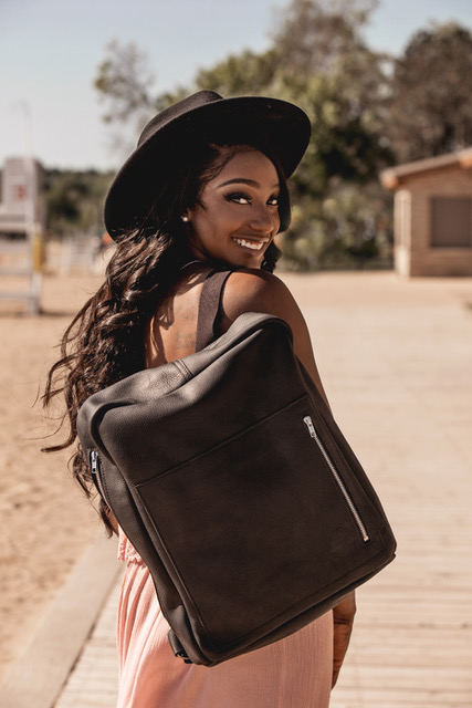 New Line of Hand-Crafted Backpacks Give Back with Each Purchase