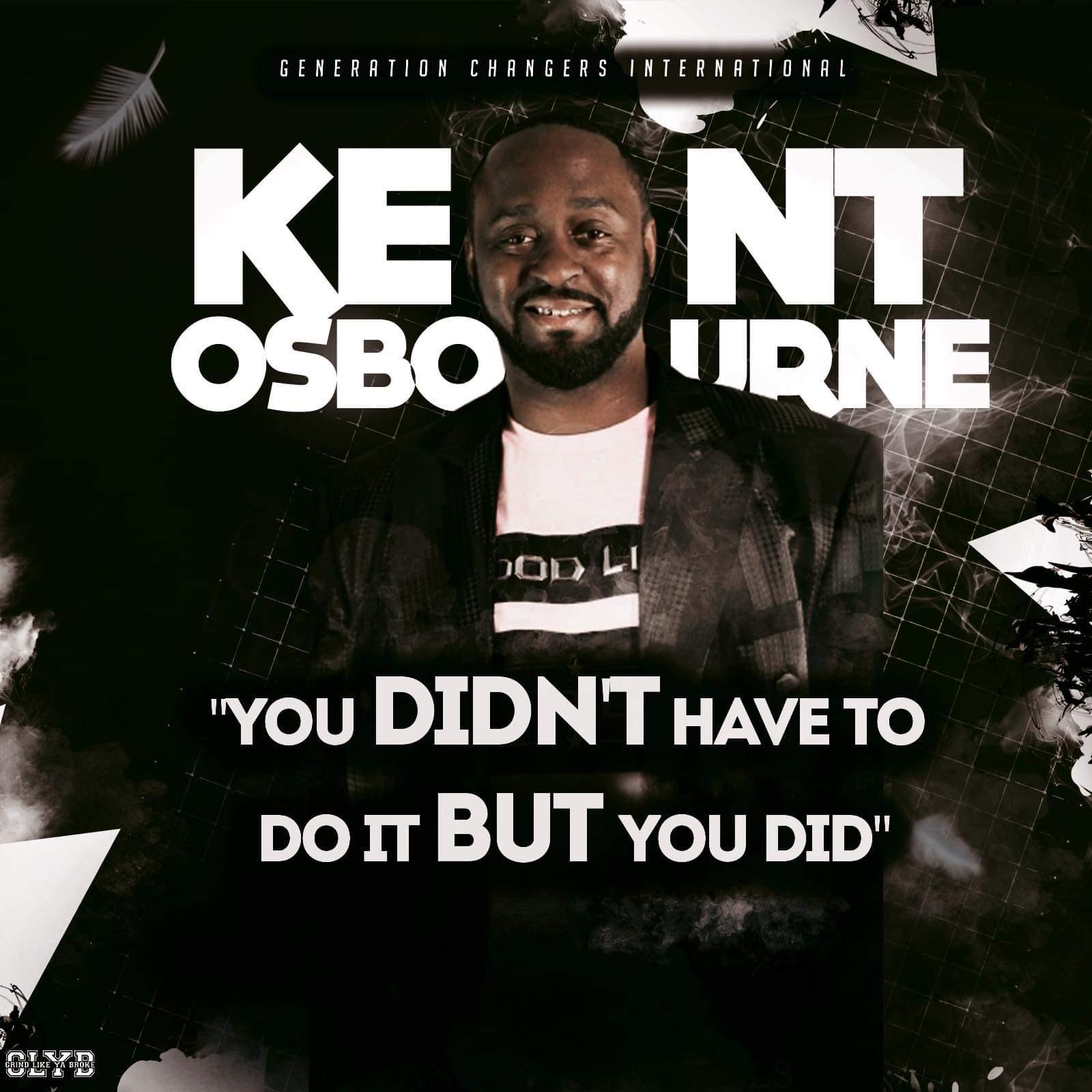 Evoking God In The Darkest Moments to Bring Forth the Light: Inspiring Gospel Artist Kent Osborne Releases New Single