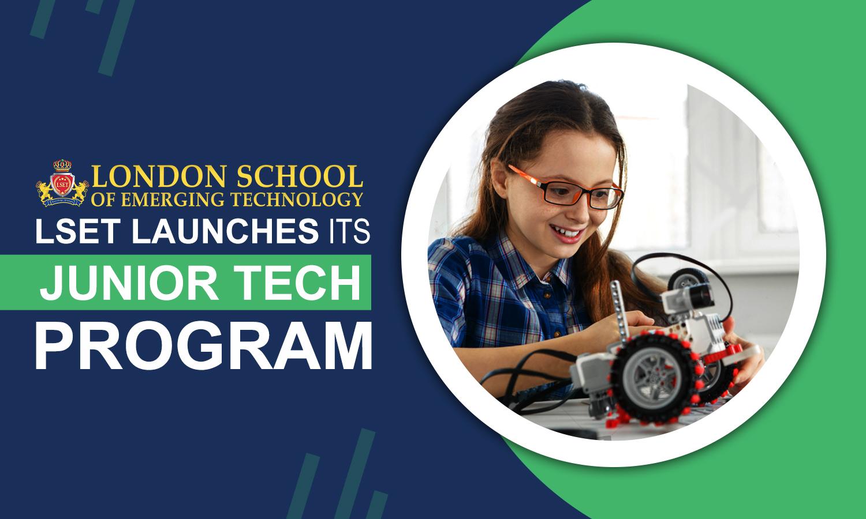 LSET Launches its Junior Tech Program