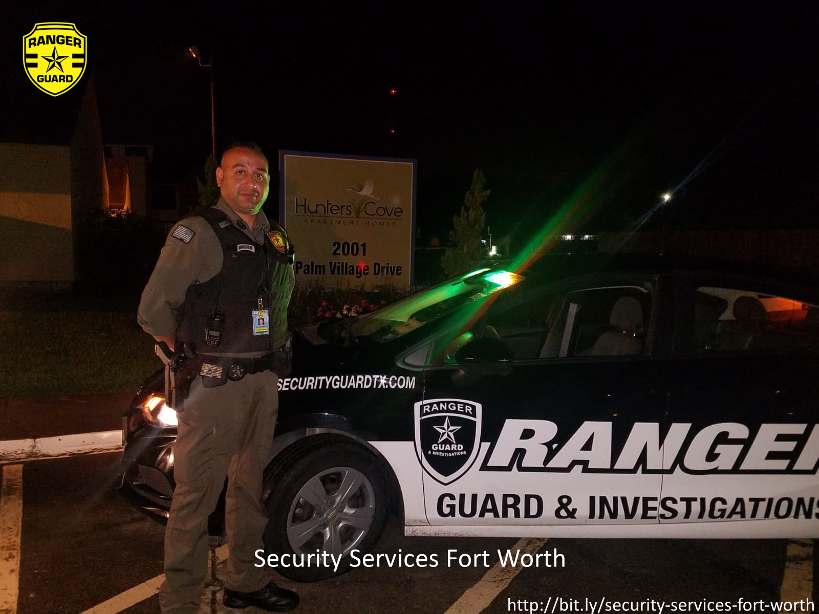 Ranger Guard and Investigations Highlights Top Instances to Hire a Corporate Security Guard