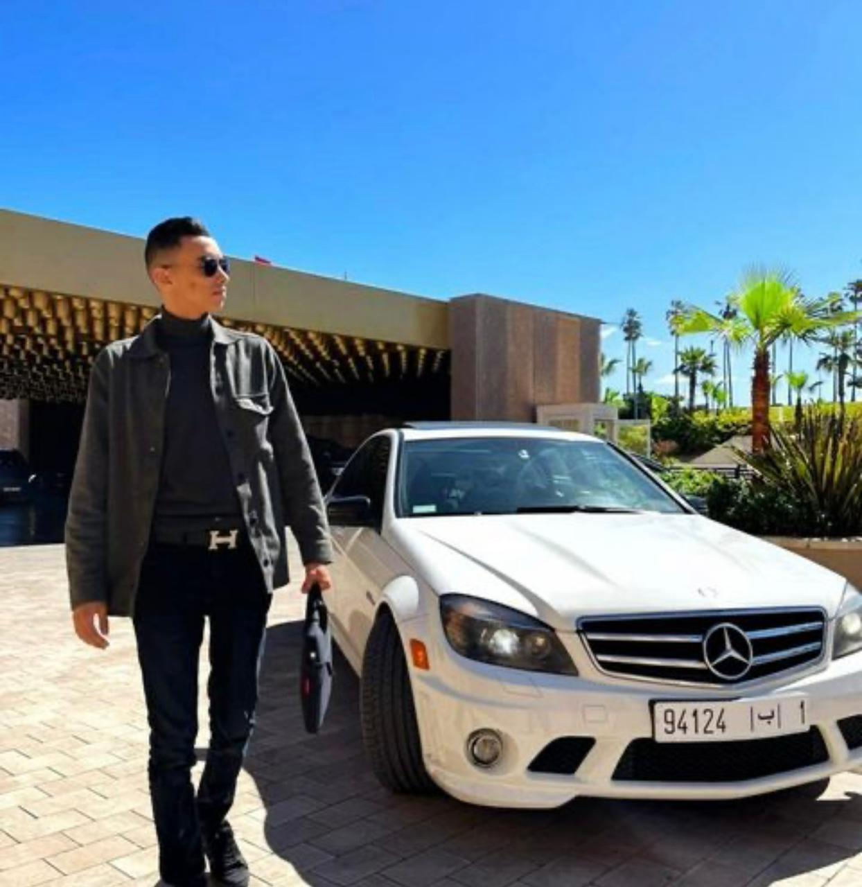The Successful Journey Of Young Businessman Saad Rahmoune