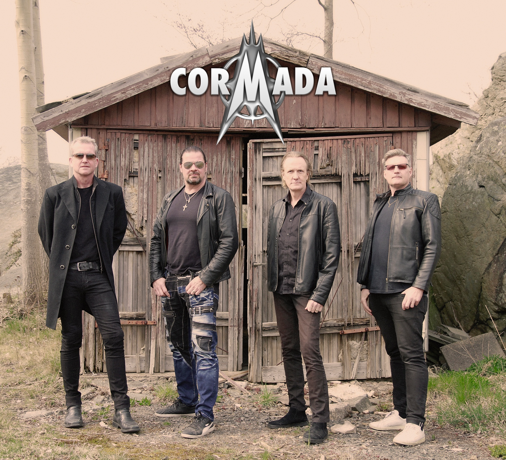 Producing Heavy Melodic Music with Hard Rock Riffs: This is Cormada