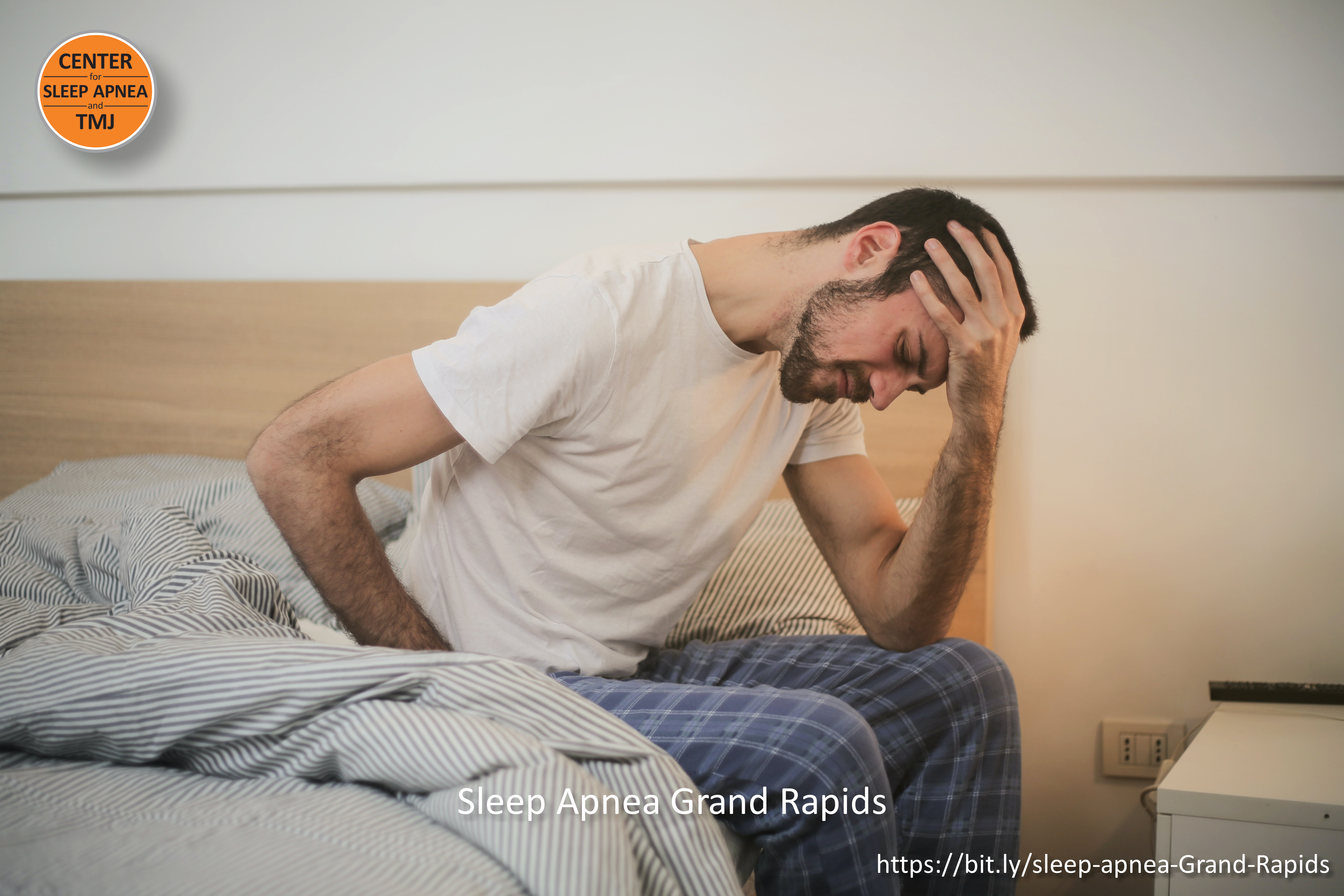 Get sleep and TMJ disorders specialized treatment with the Center for Sleep Apnea and TMJ.