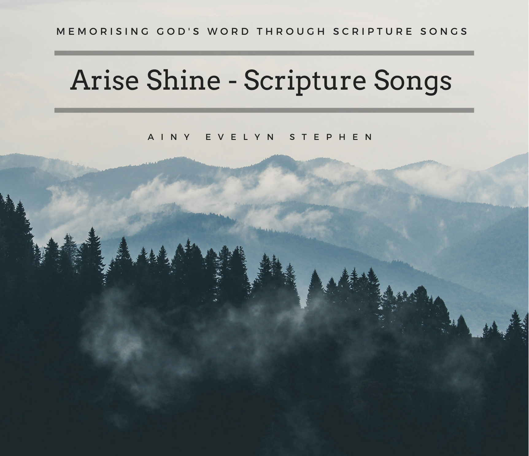 Memorizing God's Word Through Scripture Songs: Rising Christian Artist Ainy Evelyn Stephen Mesmerizes Listeners with New Album