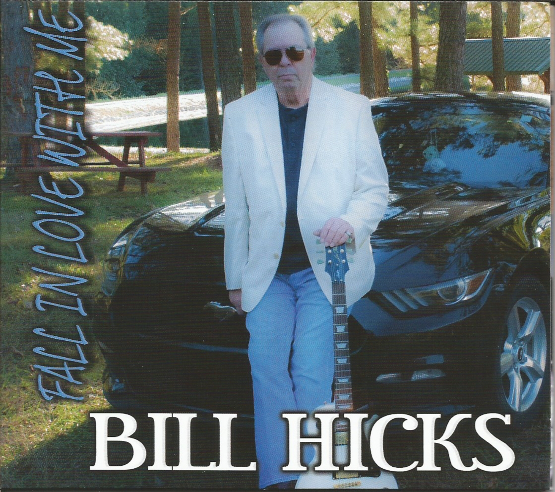 Weaving Connections with Rich, Sensory, and Soulful Blues: Singer-Songwriter Bill J Hicks Stuns Once Again with Stirring New Single