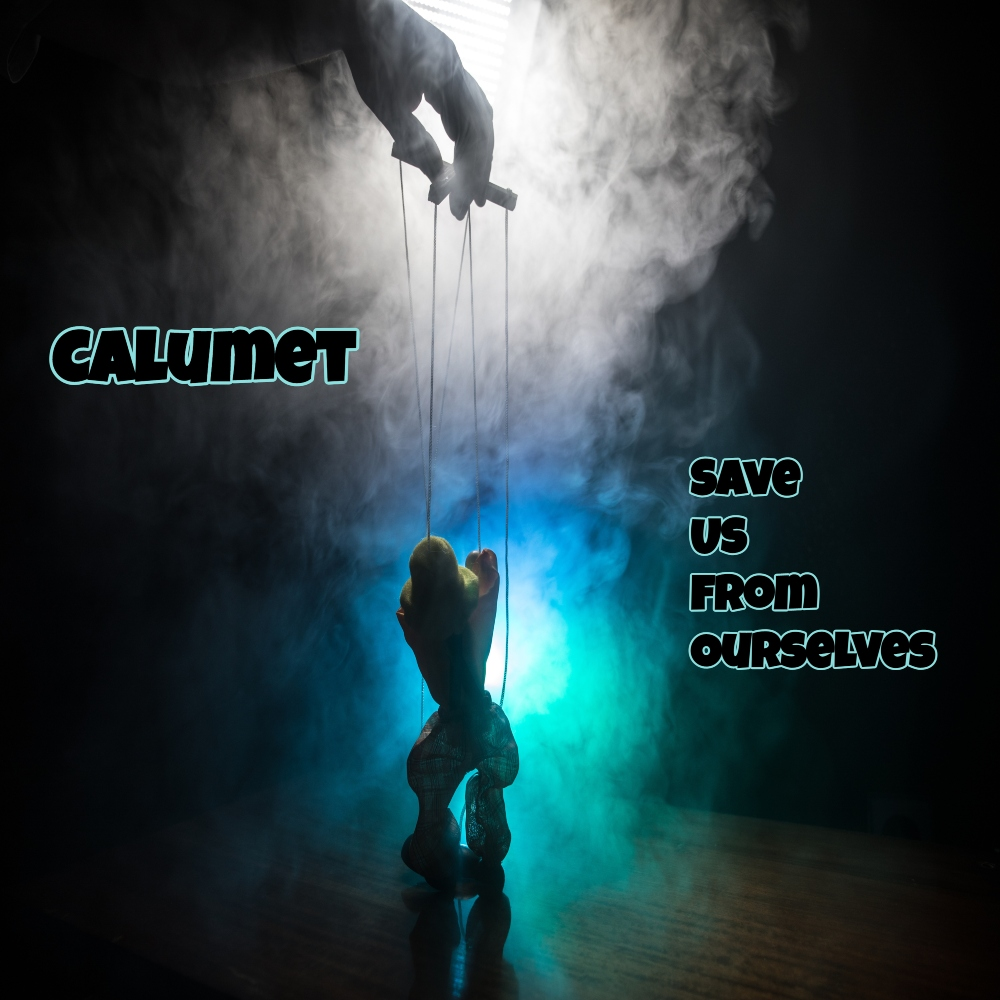 Blending Artistic Fusions of Funk, Disco, Rock, and Soul, With Harmonious Vocals and Political Discourse - Pop Band 'Calumet' Unearths Pointed New Single