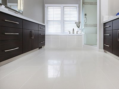 Beautiful Flooring Can Impact a Bathroom Remodel Immensely