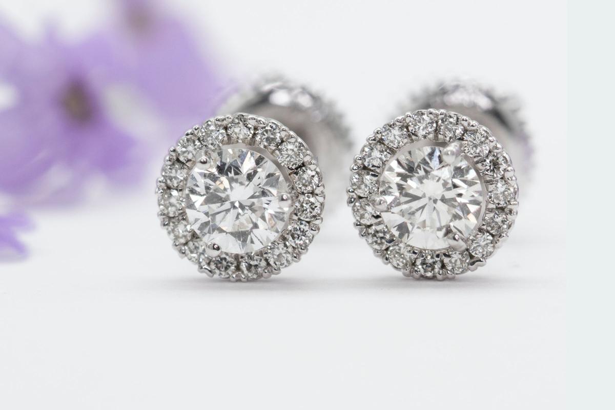 Realtimecampaign.com Discusses Choosing Moissanite Earrings Over Diamonds