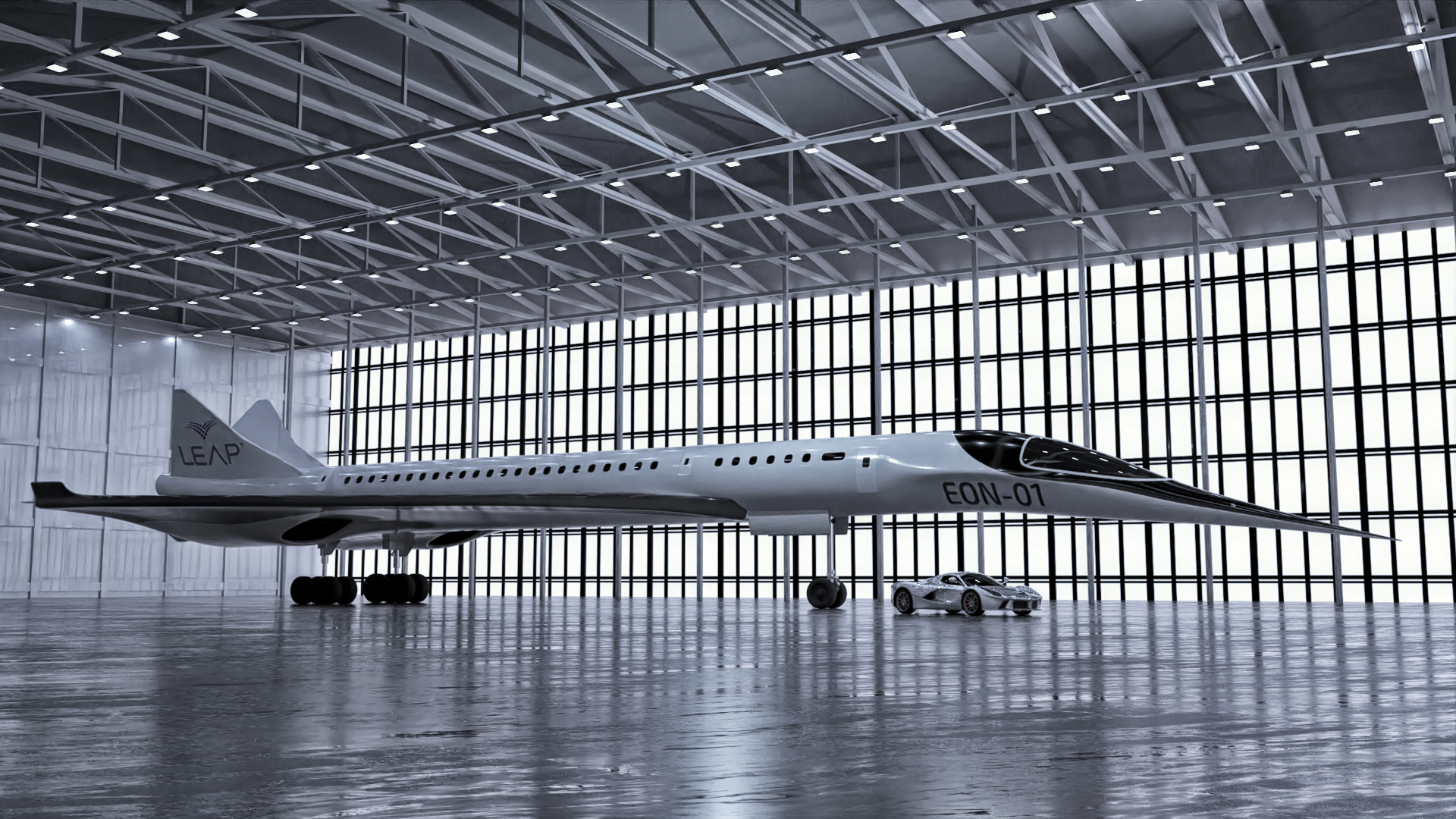 Tech Mogul Priven Reddy, launches Leap Aerospace to connect the world faster