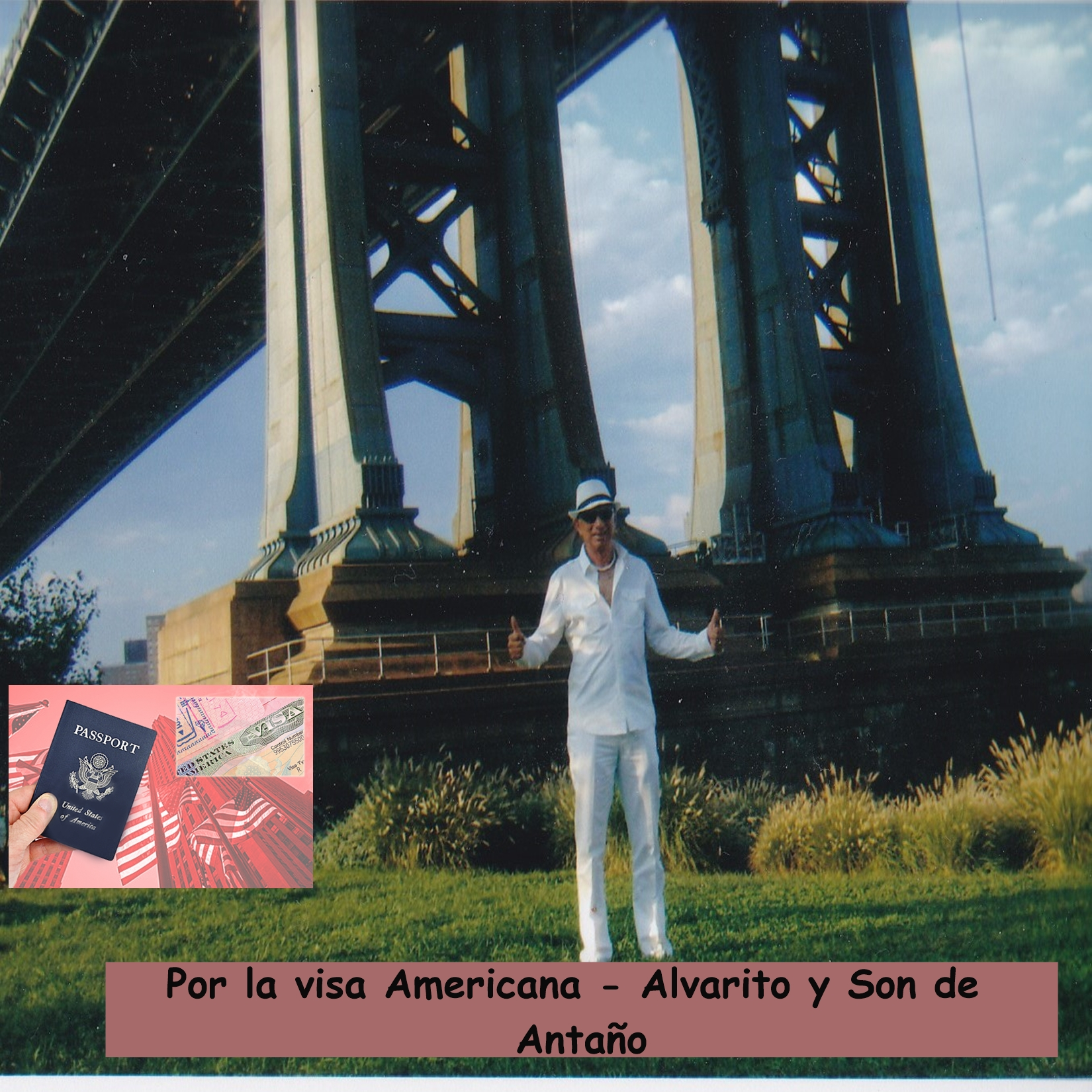 An Artist with Salsa Music in Its Purest Form: Introducing to the World Alvarito y Son de Antaño