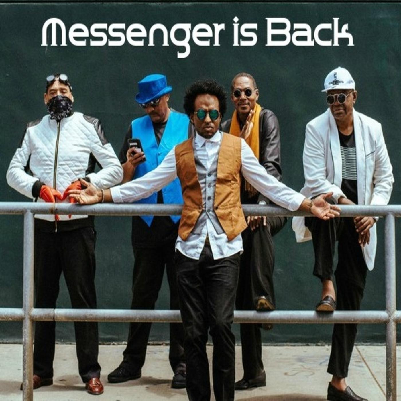 "80's Sensation To Release Long Awaited Album: Messenger Returns With New Album, ""In The Beginning"""