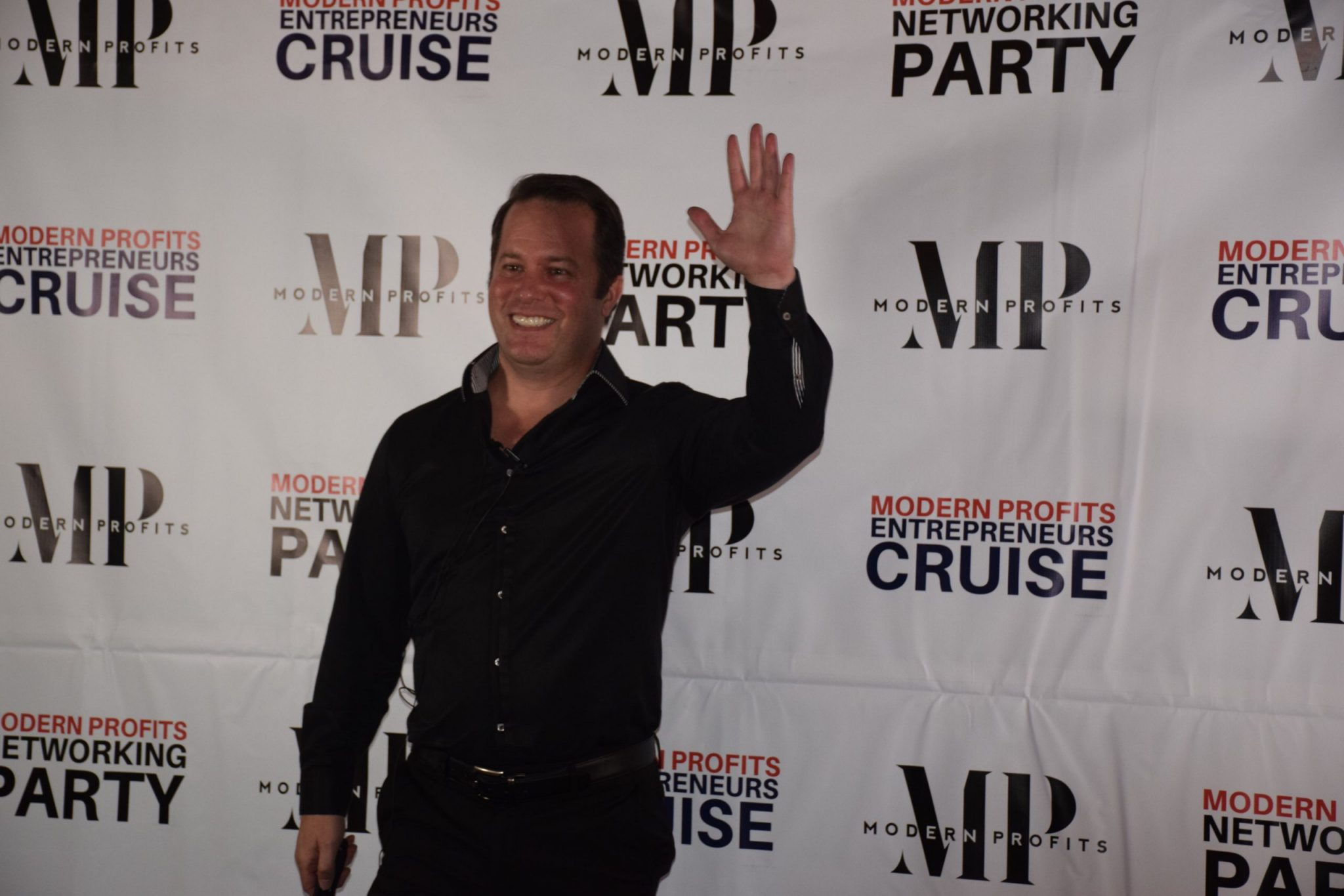 Ross B. Williams to host Modern Profits Networking Party before major sales funnel marketing conference in Orlando.