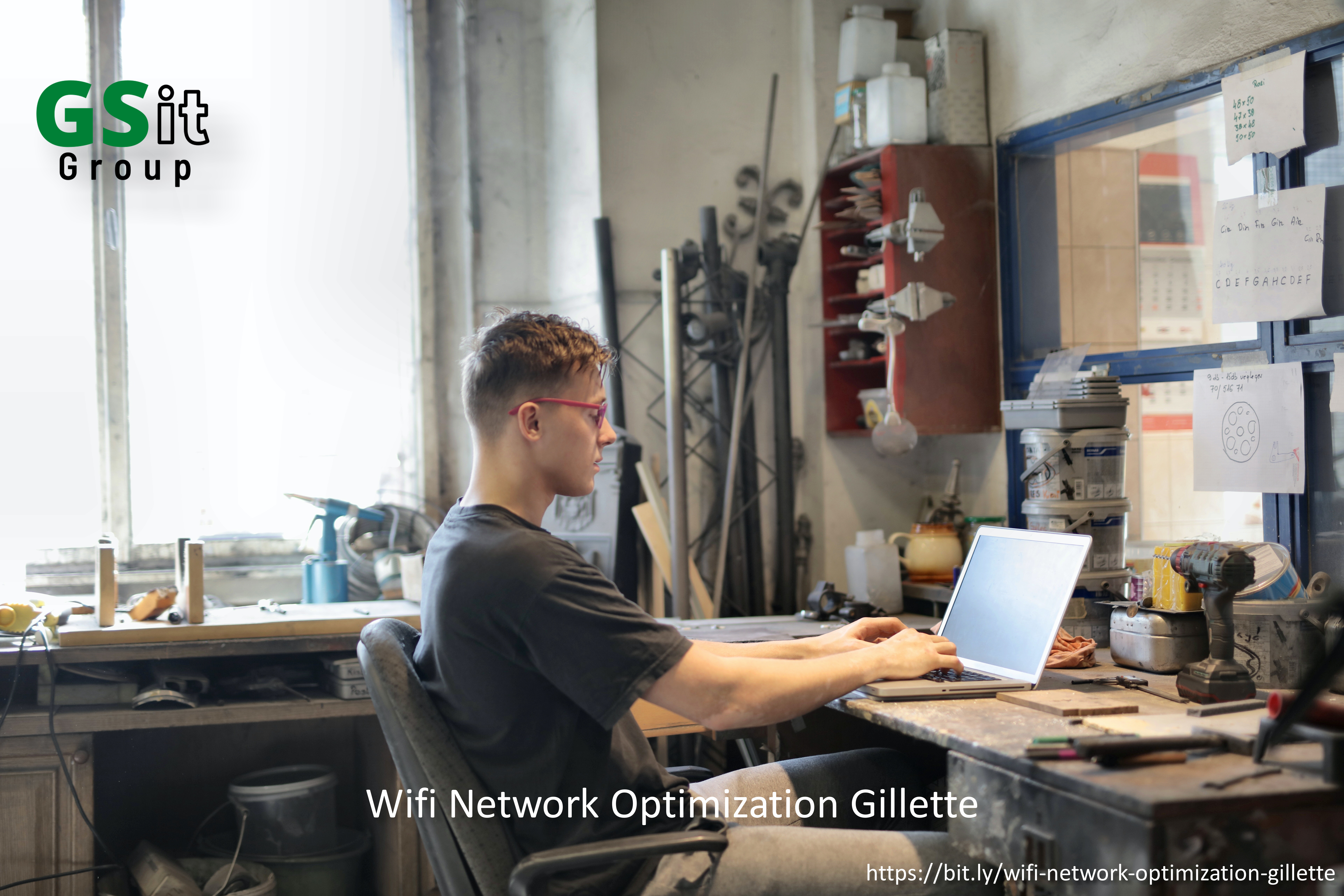 GSIT Group Introduces Wi-Fi Network Optimization in Gillette