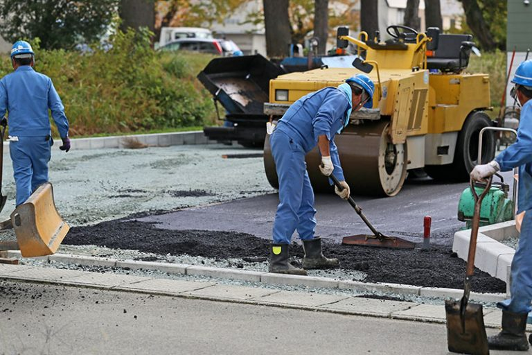 The Benefits of choosing the right asphalt paving company