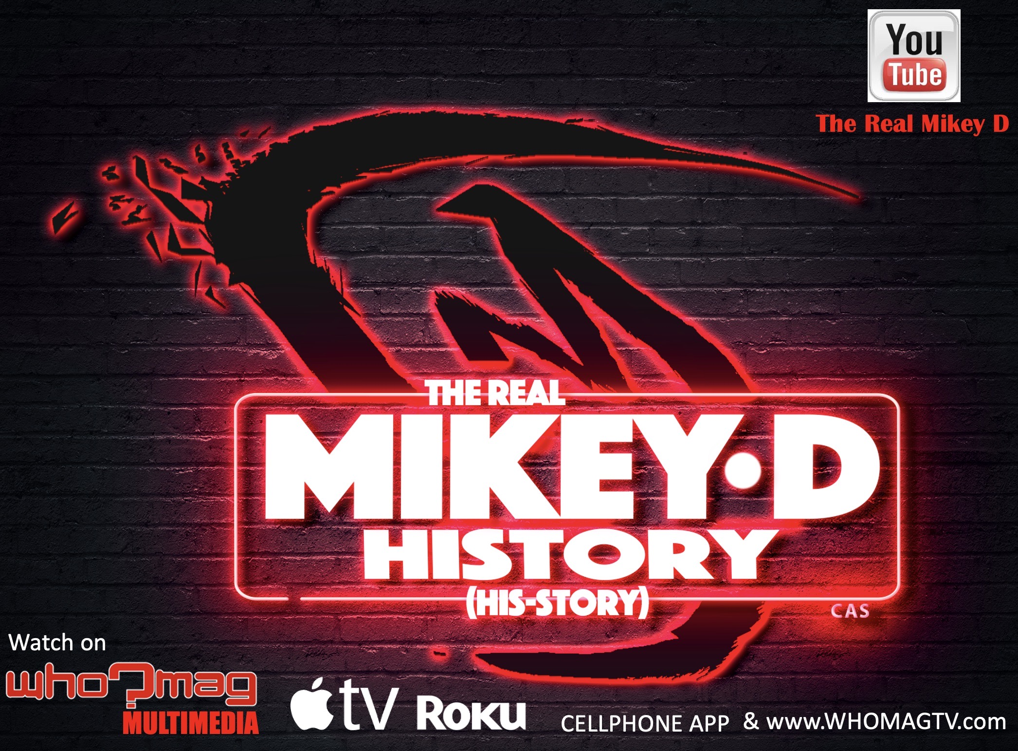 Queens Hip-Hop Scene Icon to Release Documentary Series The Real Mikey D History (His-Story)