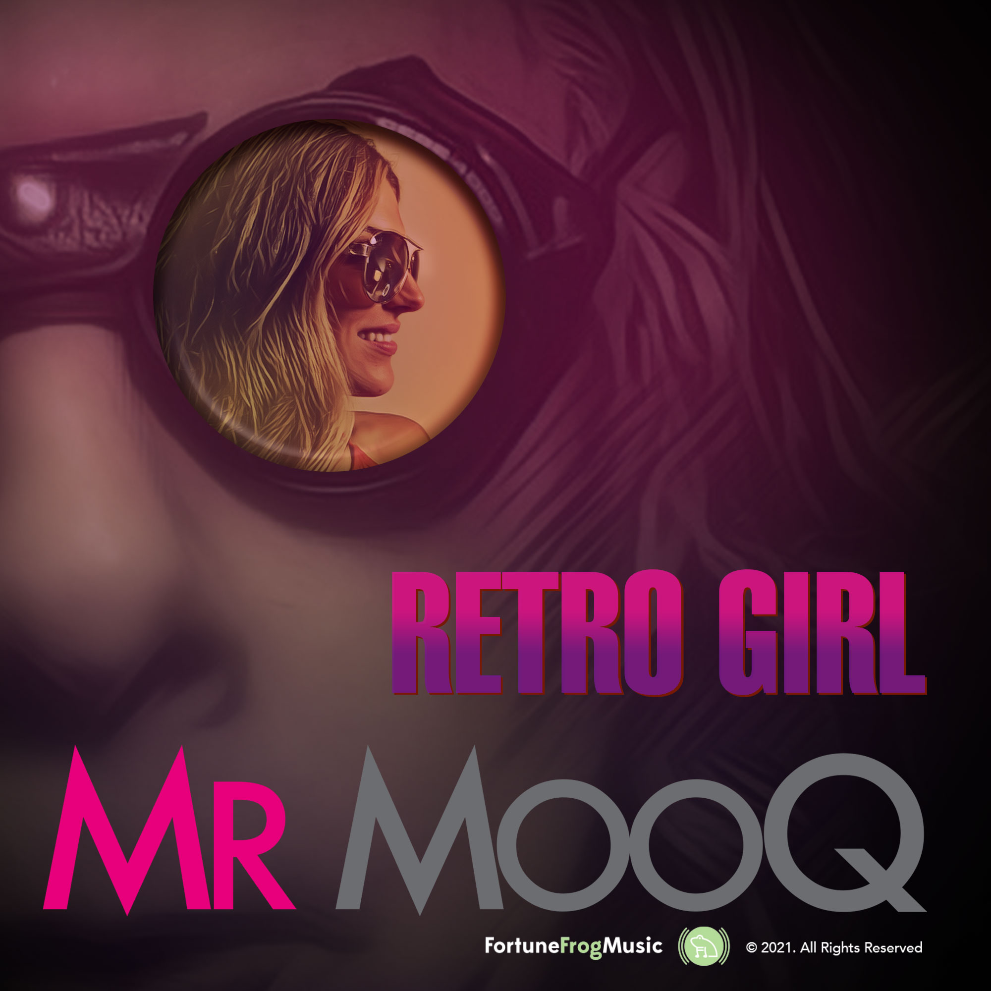 Mr. MooQ Delivers Another Romantic Classic in Retro Girl