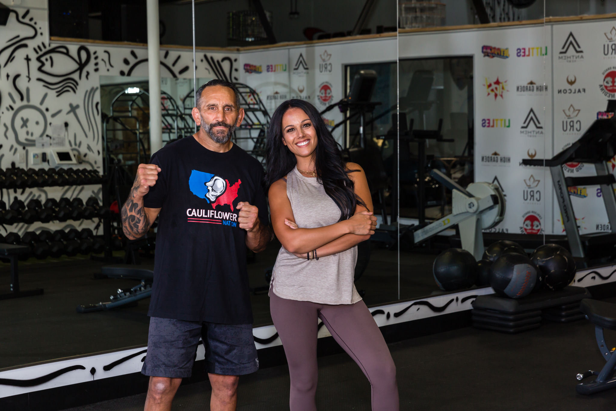 Katelynn Ansari and Todd Medina Teach Women to Fight Back through Self Defense