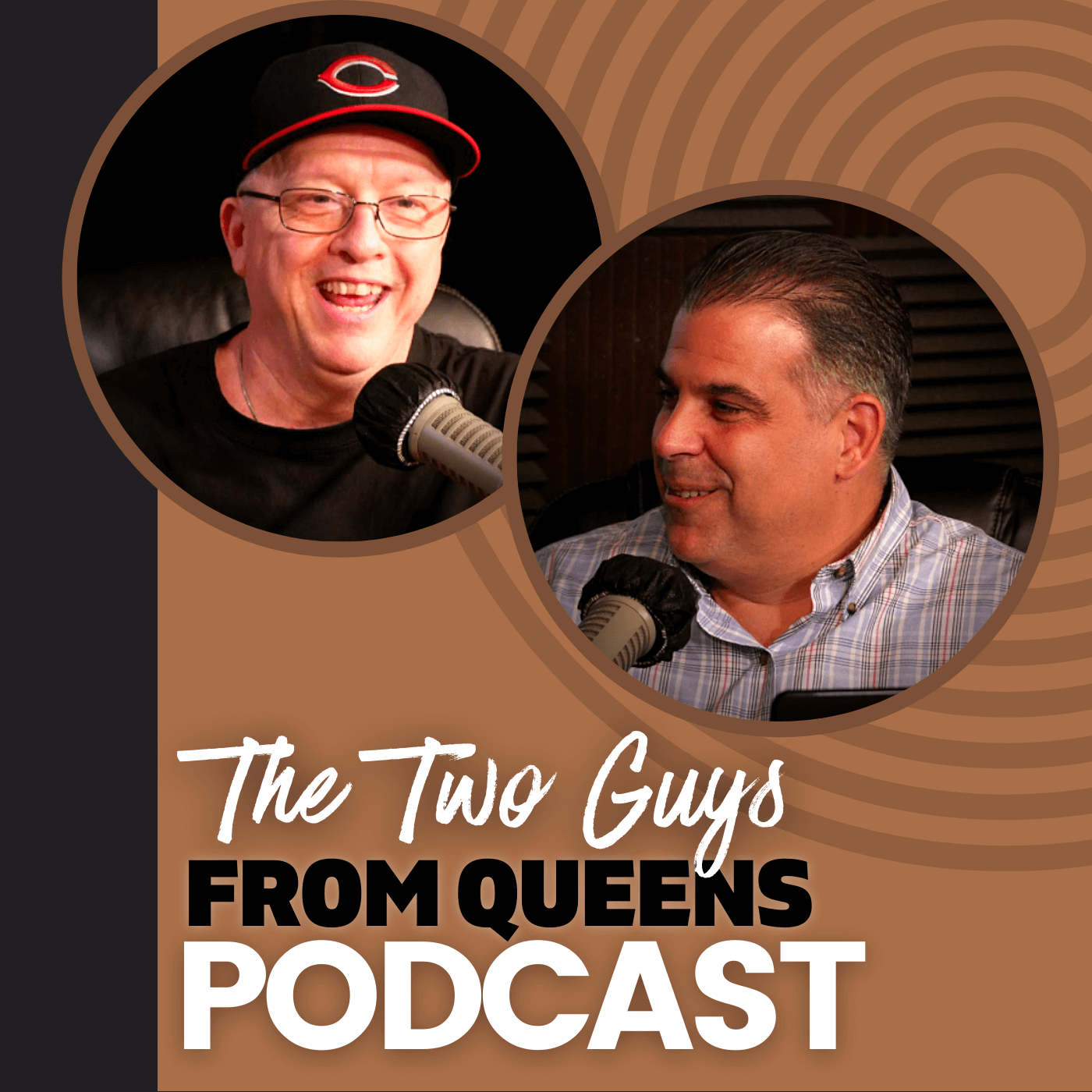 The Two Guys From Queens: The Podcast Every Guy Can Appreciate